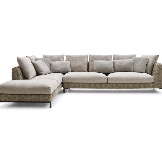 Outdoor Sofa - Ray Natural / B&B Italia