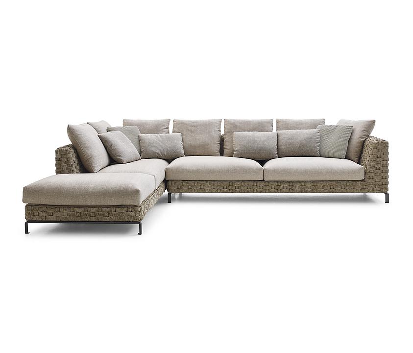 Outdoor Sofa - Ray Natural