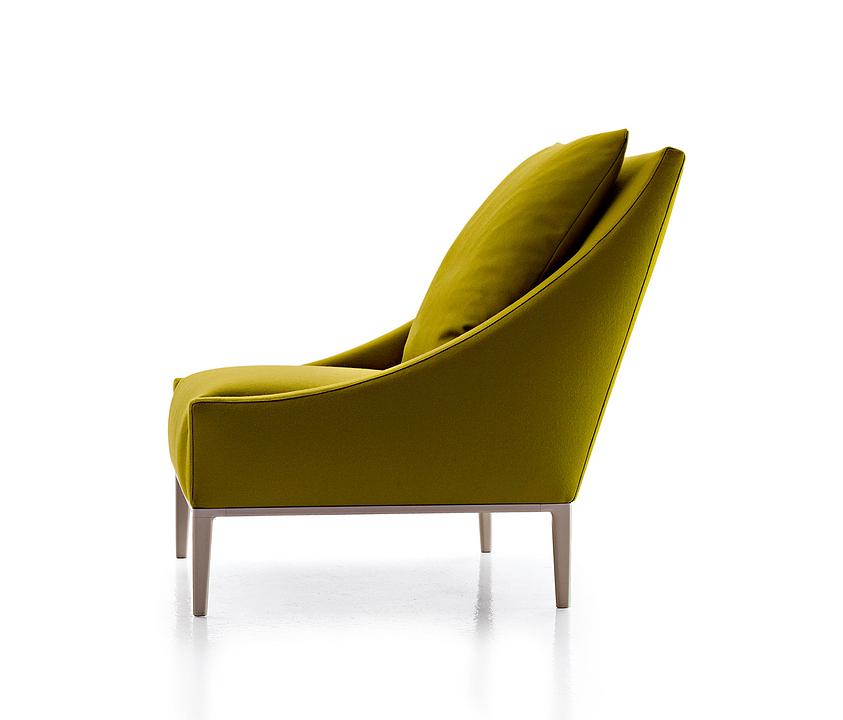 Armchair - Jean High-Back