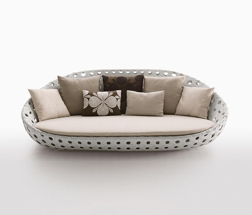 Sofa - Canasta Circular