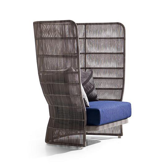 Outdoor Armchair - Canasta / B&B Italia