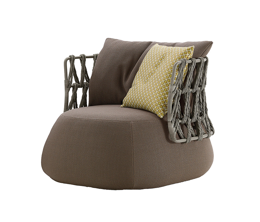 Outdoor Armchair - Fat