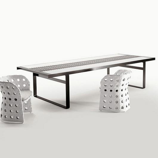 Outdoor Bench - Canasta / B&B Italia
