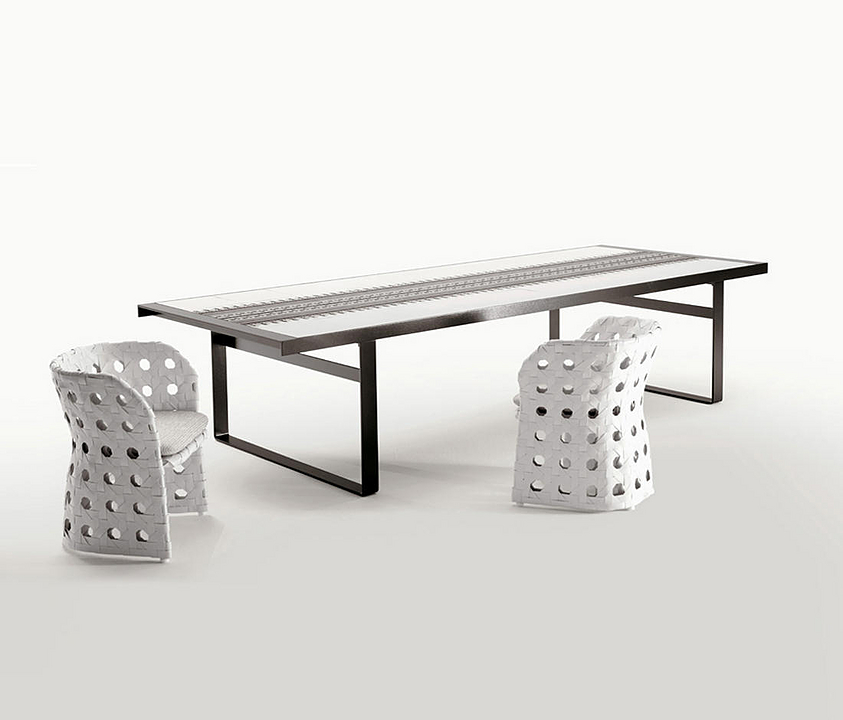 Outdoor Bench - Canasta