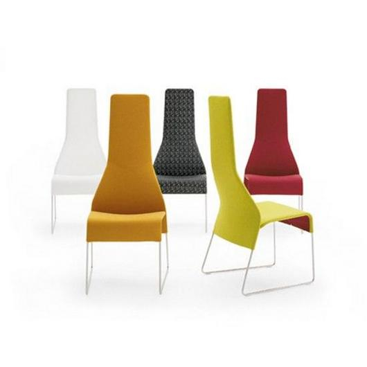 Chair - Lazy 05 SLA118/1 / B&B Italia