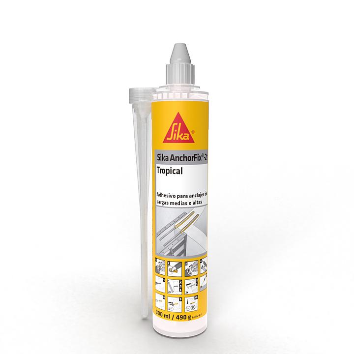 Adhesivo Sika® AnchorFix-2+ Tropical
