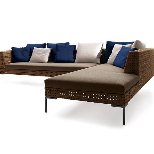 Outdoor Sofa - Charles / B&B Italia