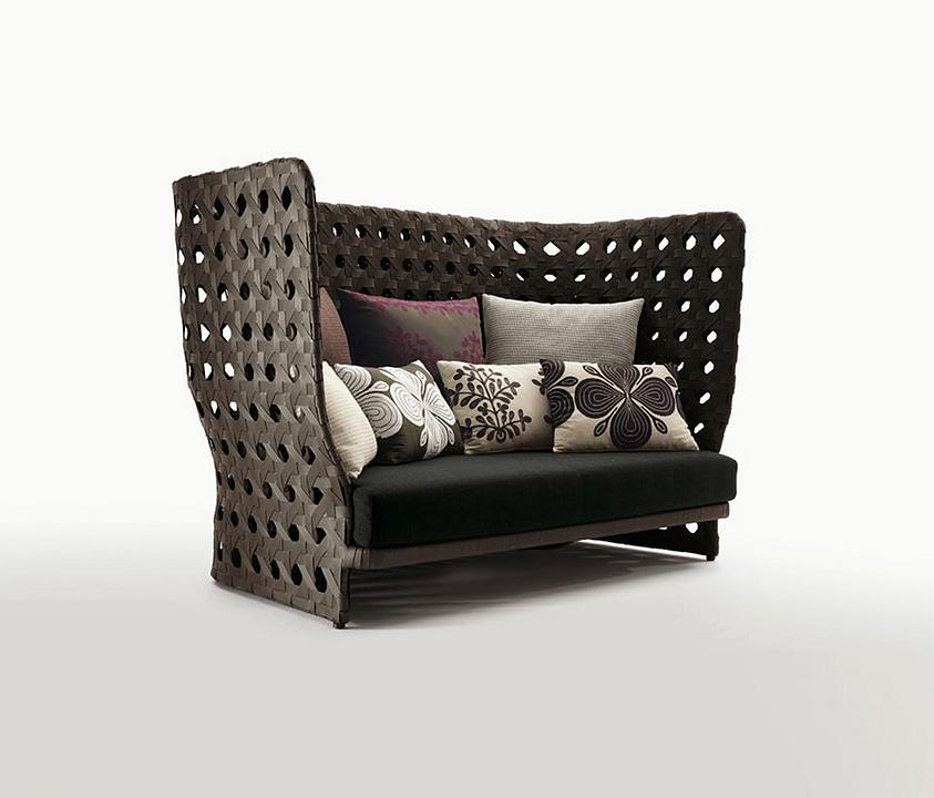 Sofa - Canasta Linear High Back