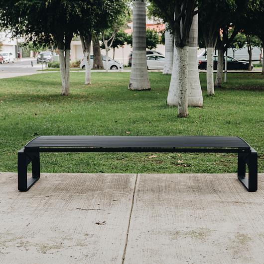 Mobiliario urbano - Asiento AS-002/ME / BKT mobiliario urbano