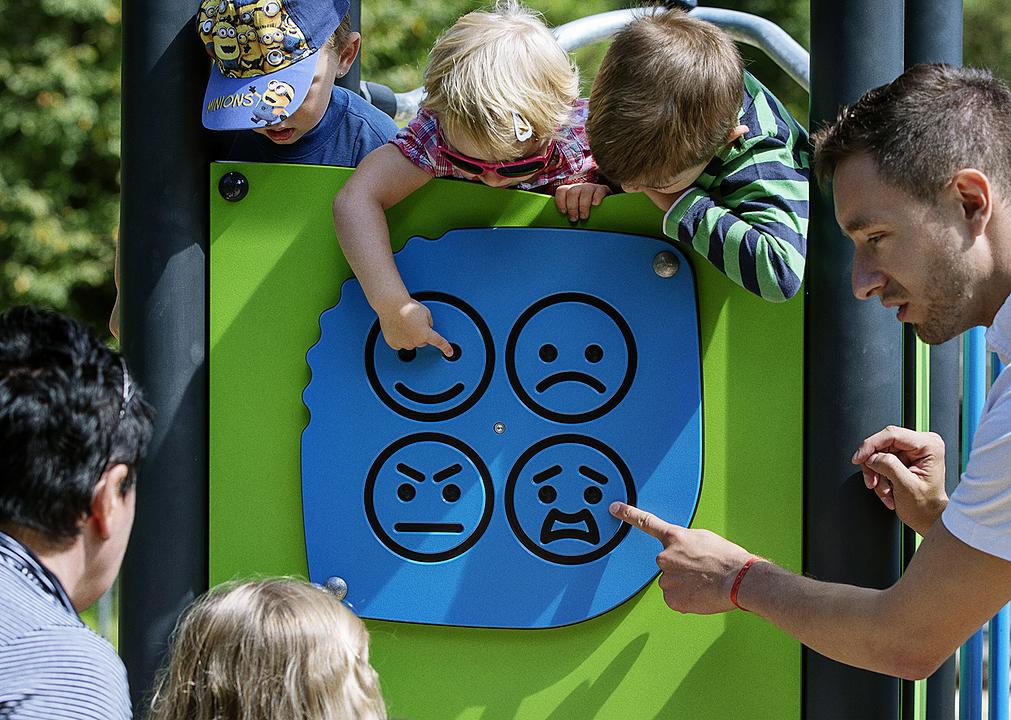 Paneles de juego - Freestanding Play Panels™