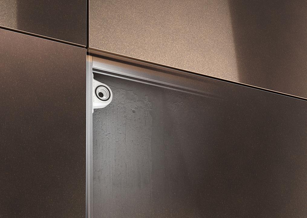 Montajes resistentes al fuego para paneles - Gama Stratlock®