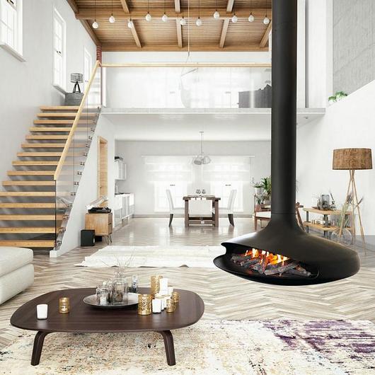 Fireplaces - Gyrofocus Gas / Focus