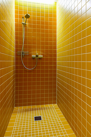 Regensburg Fire Station - Ceramic Tiles