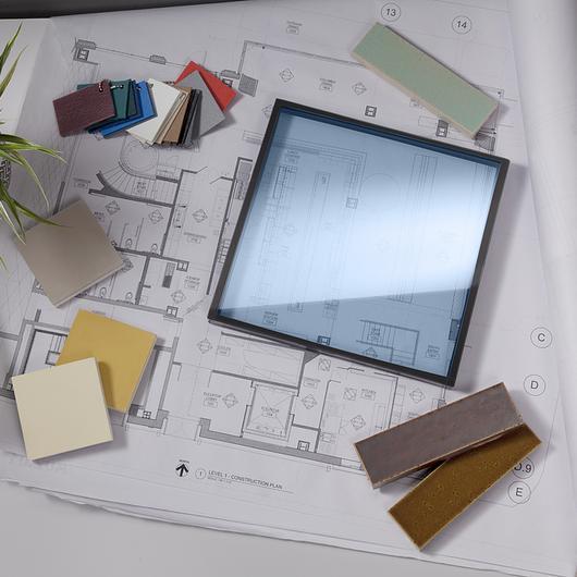 Vidrio SunGuard® SNE 50/25 / Guardian Glass