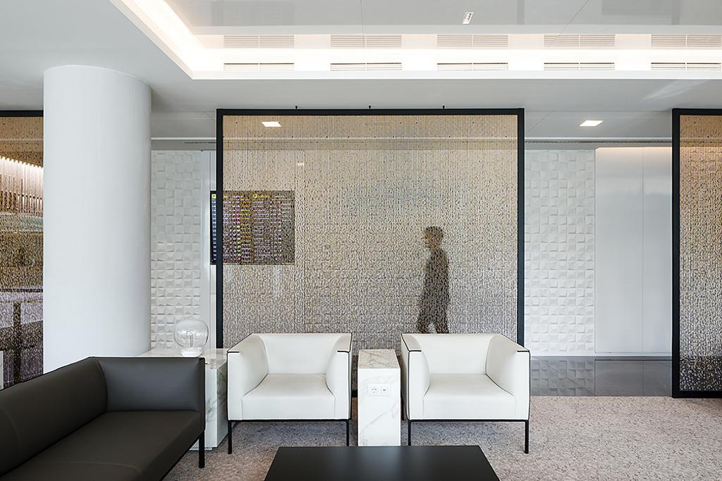 Kriskadecor in Pau Casals VIP Lounge