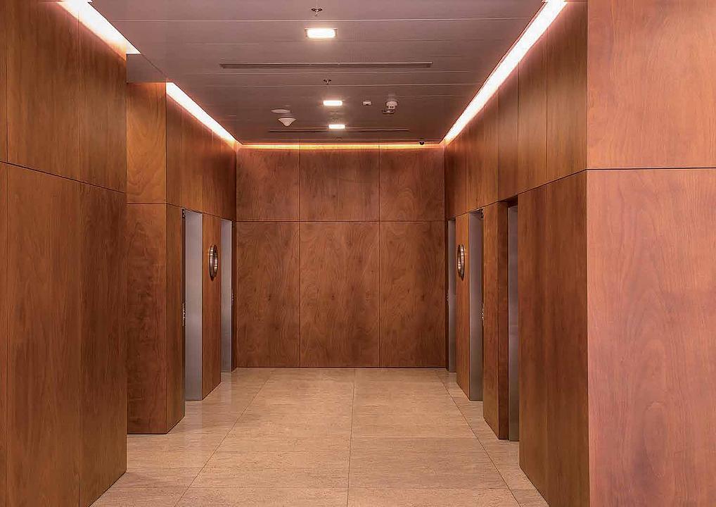Revestimiento interior de madera - Prodema