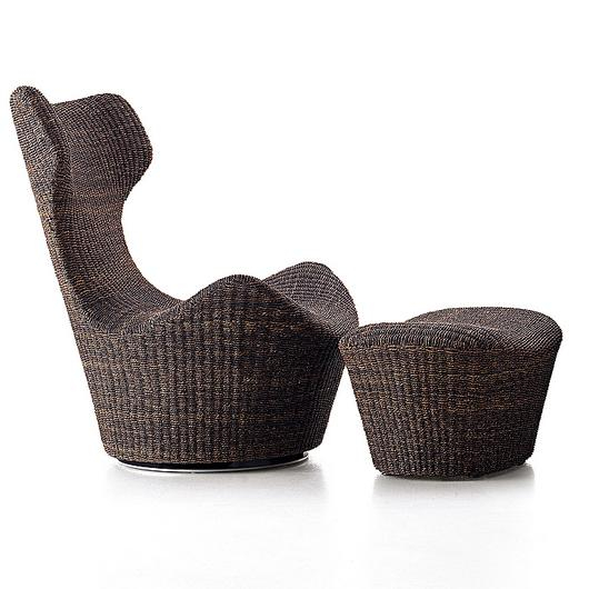 Outdoor Armchair - Papilio / B&B Italia