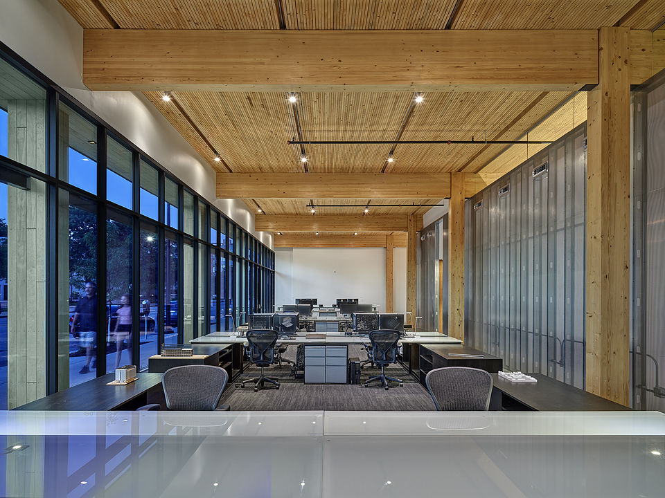 Structural Panel - Dowel Laminated Timber