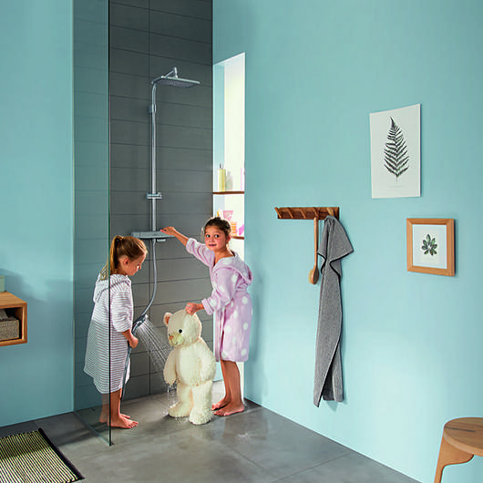 Showers – Croma E / hansgrohe