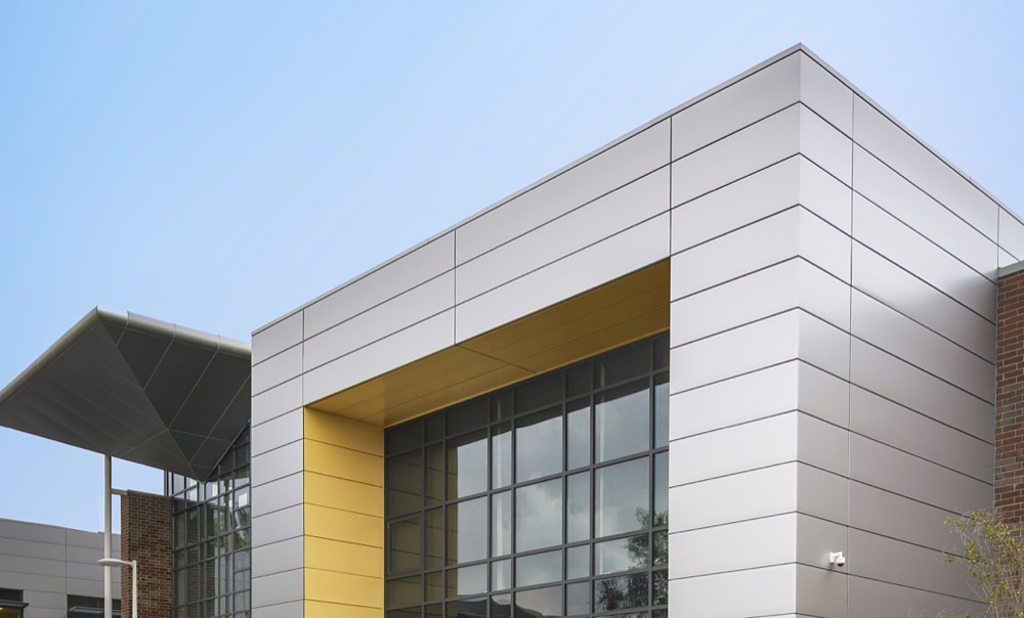 Insulated Wall Panels - Designwall 4000