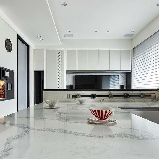 Quartz Slab - Marble