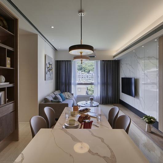 Quartz Slab - Luxury