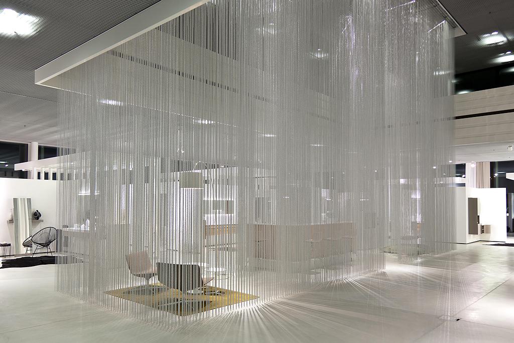 Metal Fabric Ceilings - Rainy