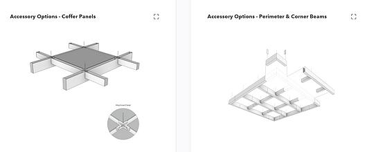 Arktura | SoftSpan™ | Accessories