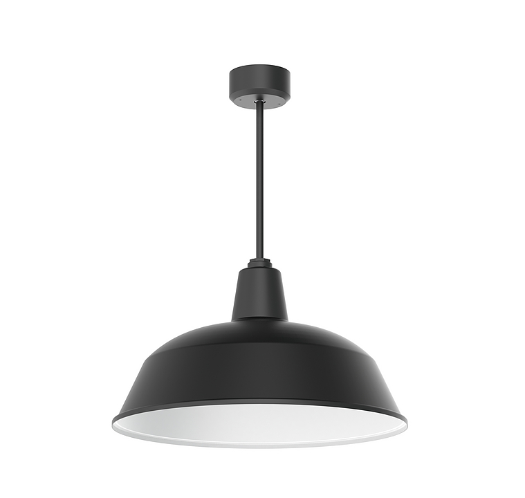 Pendant Light - Giant Warehouse Shade