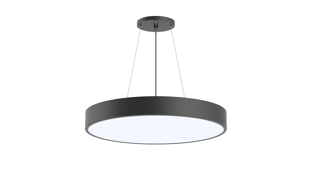 Disc Pendant Light - Speclume 36""