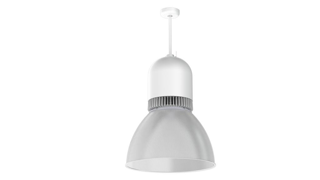 "Pendant Lights - 22"" Aluminum & Prismatic DMD Series"