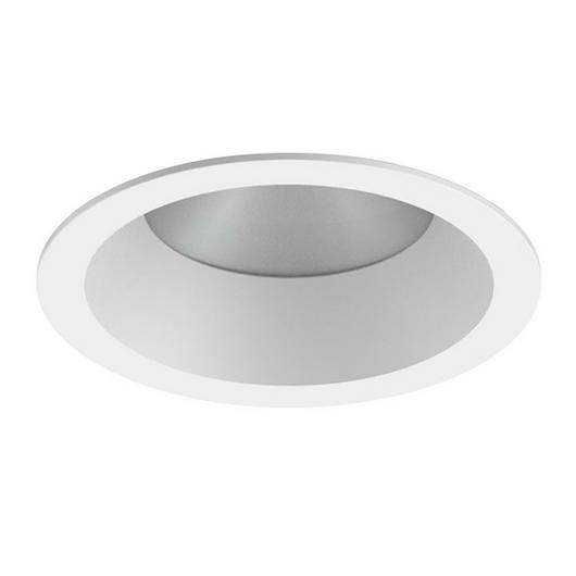 "LED Downlight - Enviro Lights 4"" Round Flanged"
