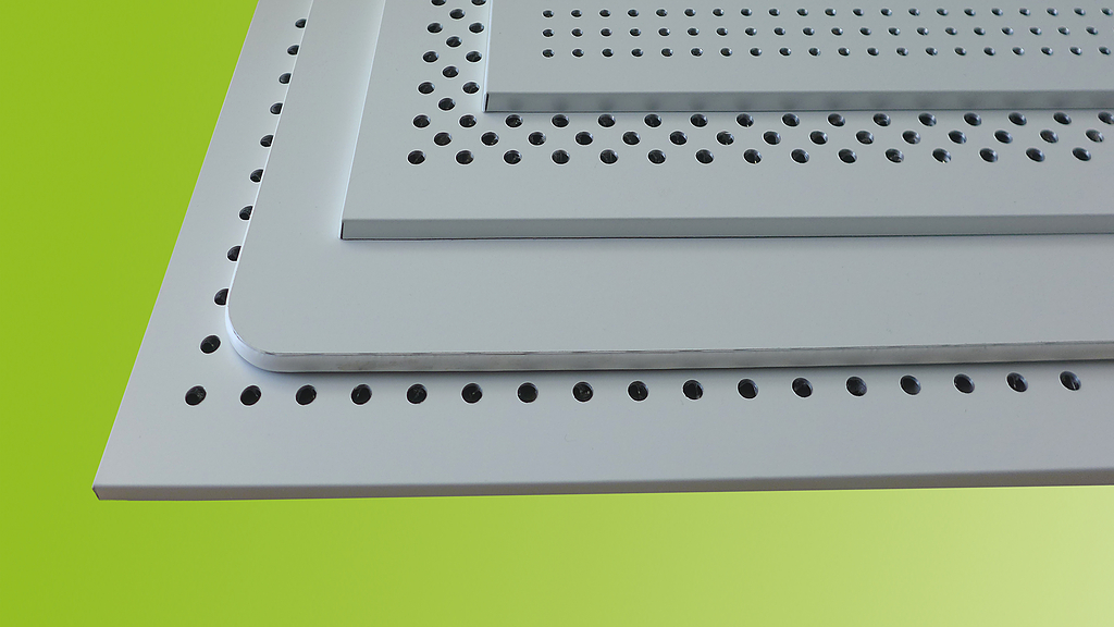 Aluminum Panels for Smart Ceilings
