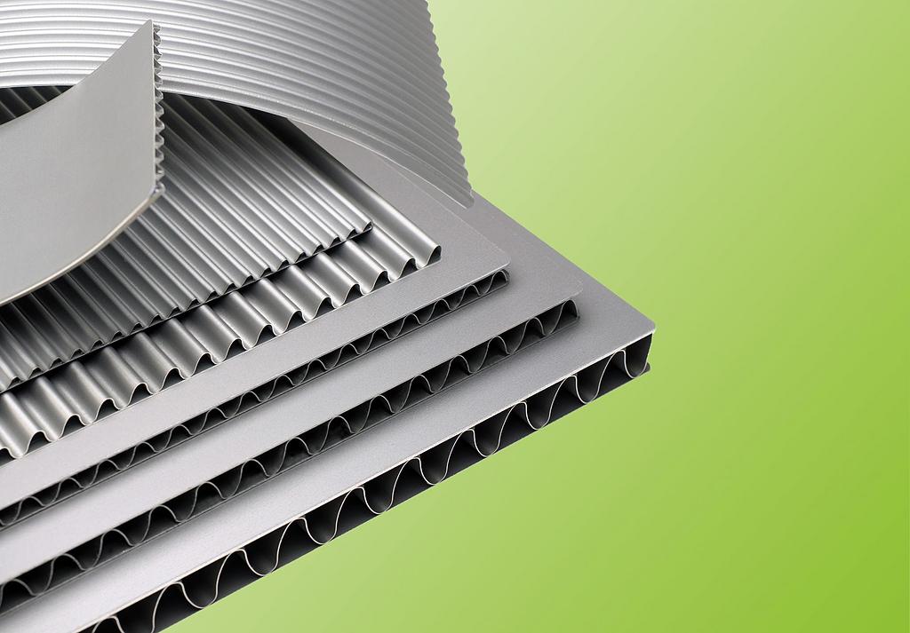 Aluminum Panels for Interior Design