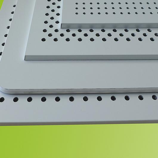 Aluminum Panels for Sports Hall Ceilings