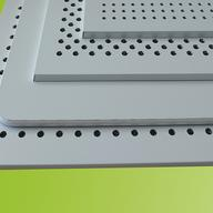 Aluminum Panels for Ceiling Sails