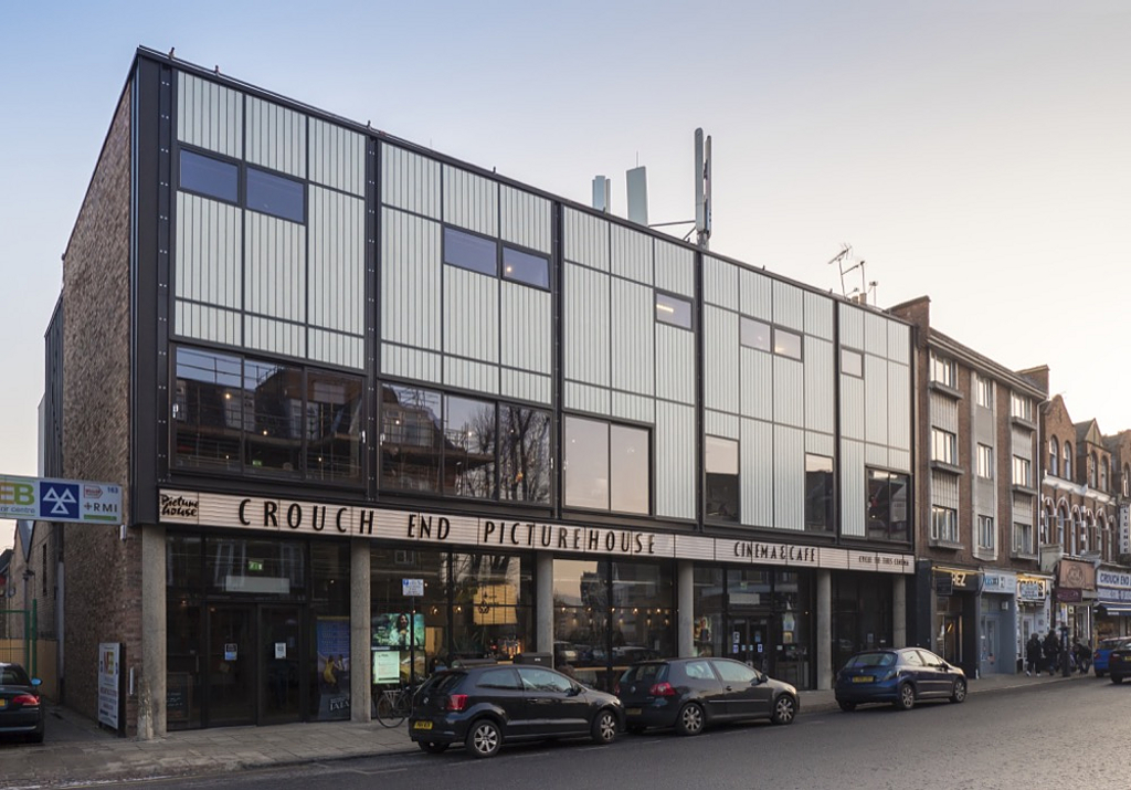 Kalwall® in Crouch End Picturehouse