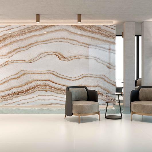 Porcelain Tiles - Coverlam Imperial / Grespania