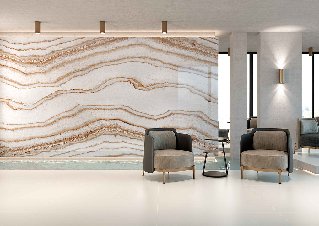 Porcelain Tiles - Coverlam Imperial