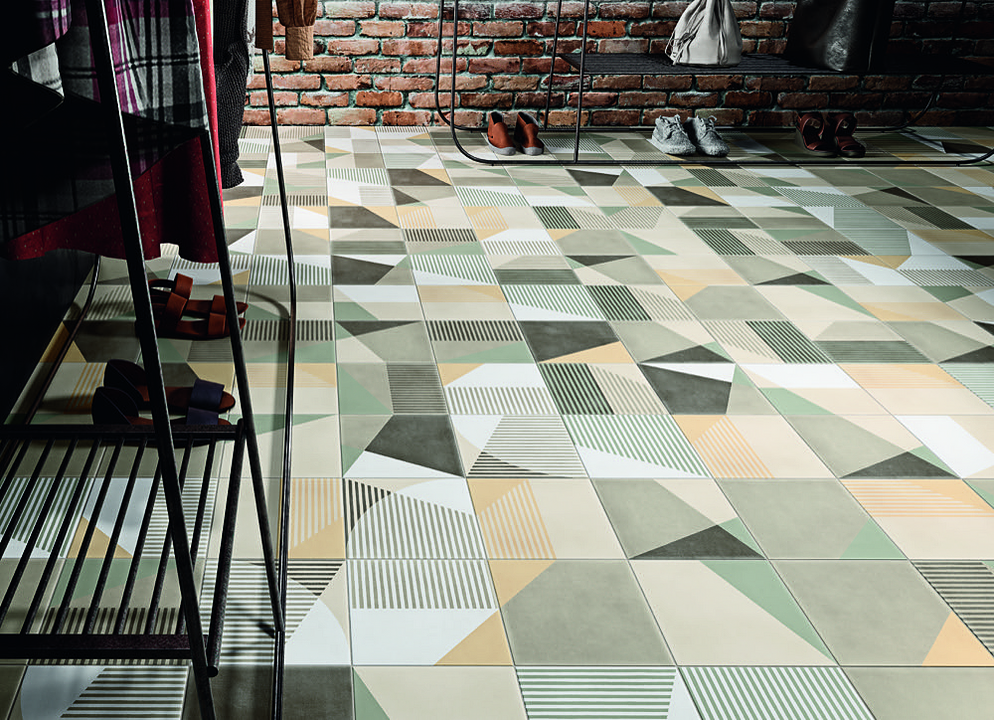 Porcelain Tiles - Icon Boheme