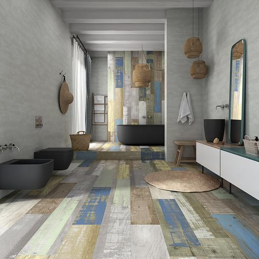 Porcelain Tiles - Chalkwood Collection