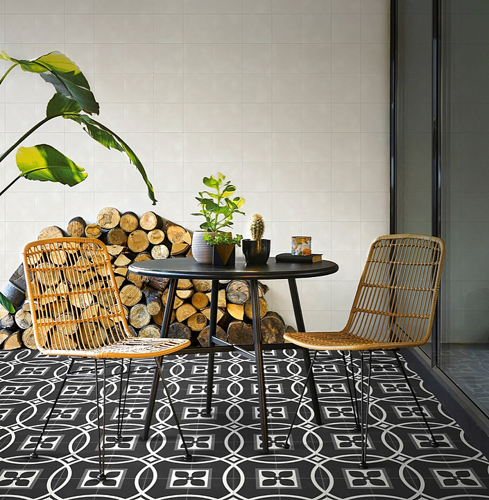 Porcelain Tiles - Vienna Collection