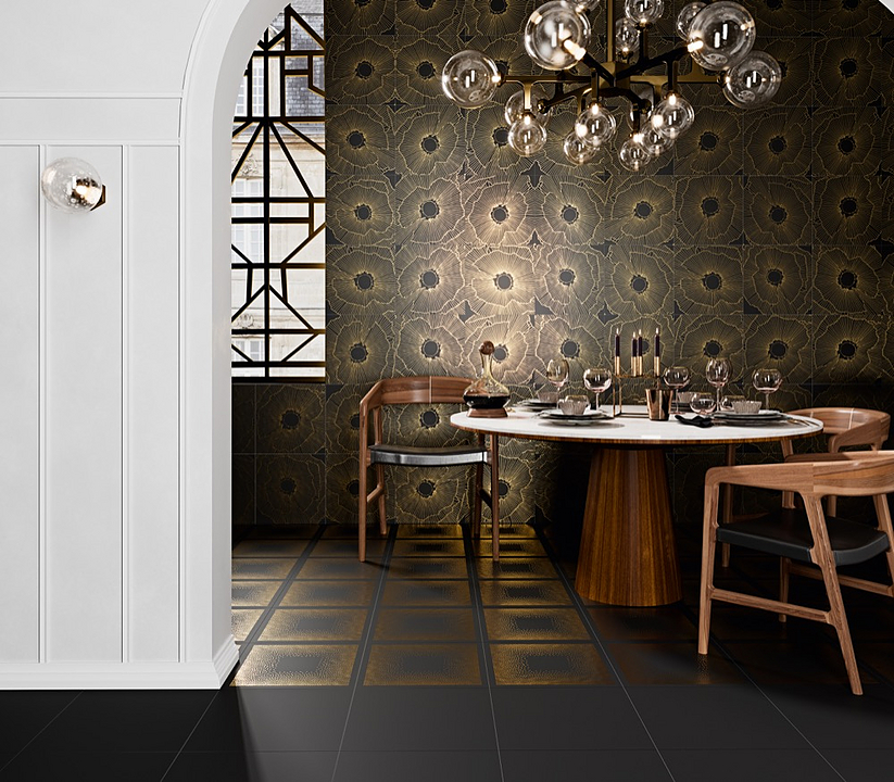 Porcelain Tiles - Art-Deco Collection