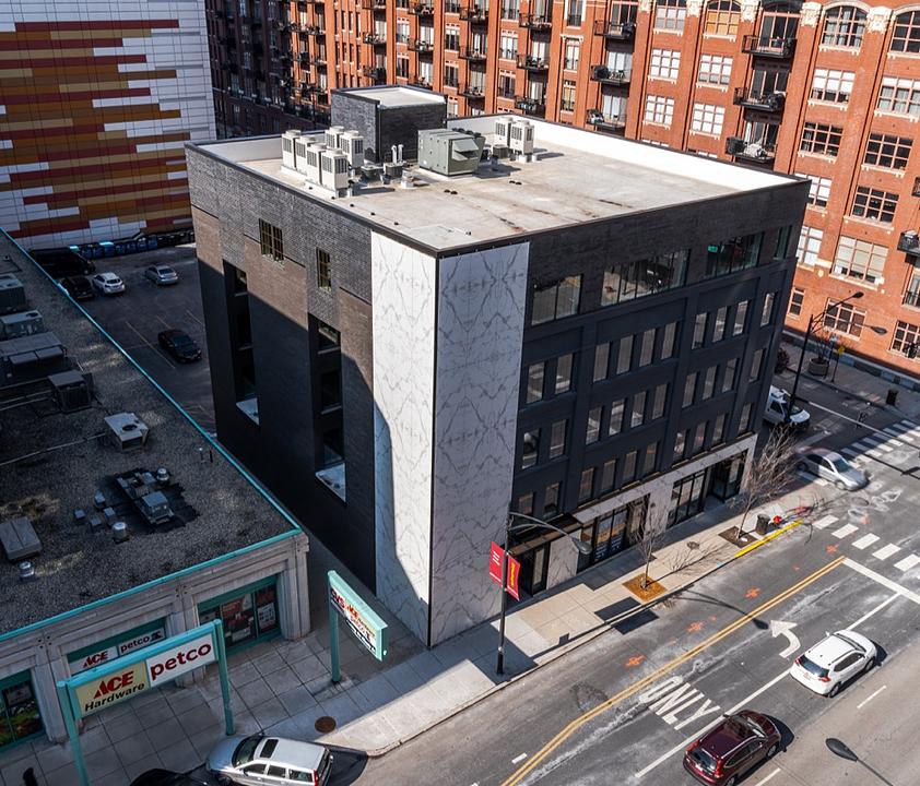 Dekton® Surfaces - Chicago 444