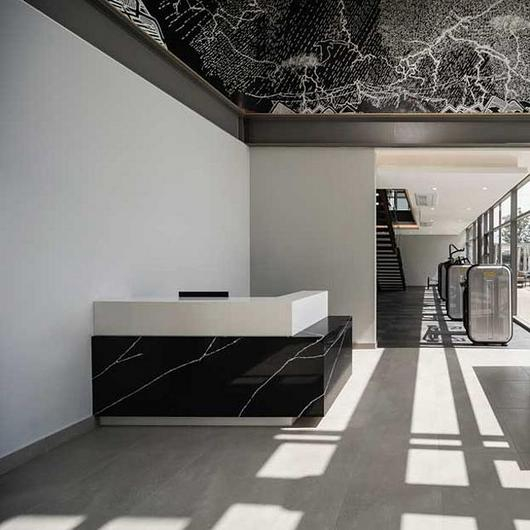 Silestone and Dekton® - Leonardo Tower
