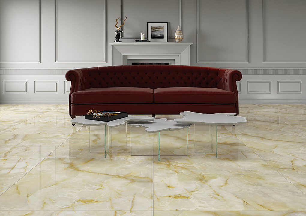 Porcelain Tiles - Onice