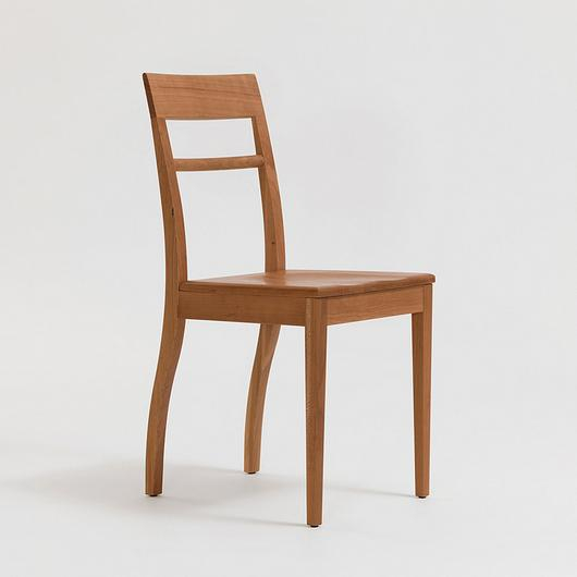 Wooden Chair - Blue Chair / Zeitraum