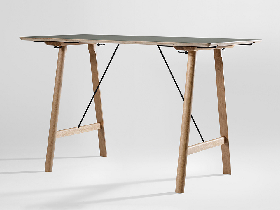 Modular High Table - Rail High