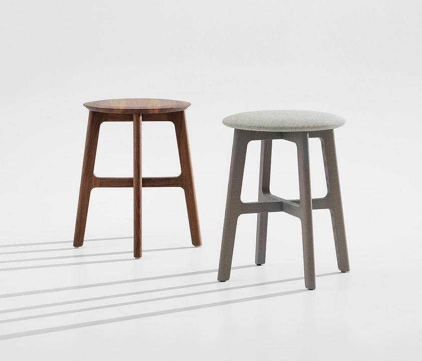 Wooden Stool - 1.3 Stool