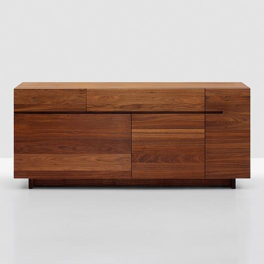 Wooden Sideboard - Side